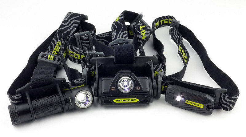 03 NITECORE headlamps group white P1160491