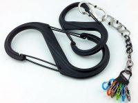 EDC Gear Review: Nite Ize S-Biner with SlideLock, MicroLock plus GearLine