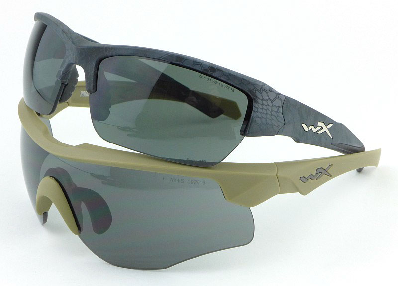 b4b45aa1769 Gear Review  Wiley X Protective Eyewear - Rogue and Valor - TACTICAL ...