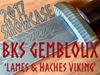 Showcase: BKS Gembloux 2017 Knife Show