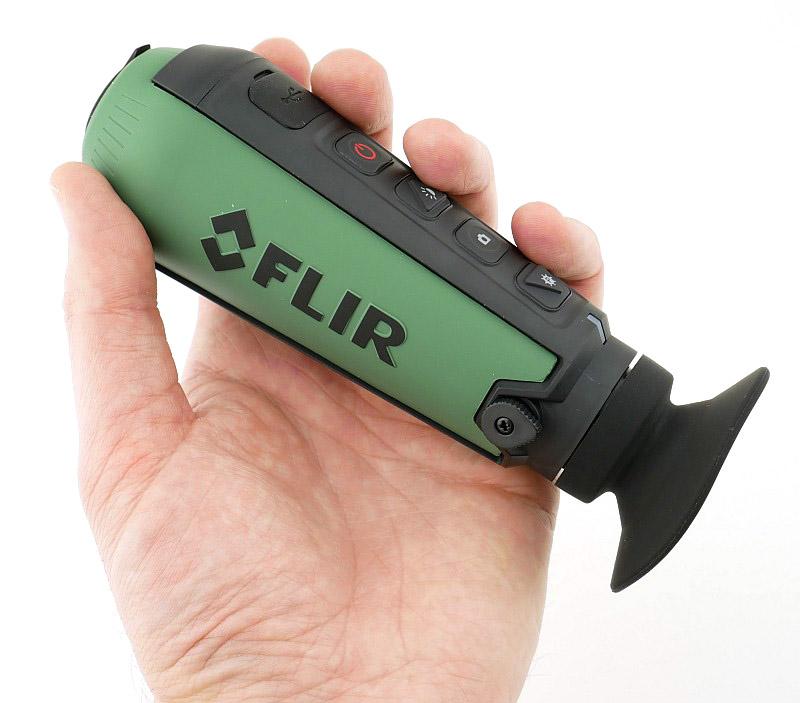 Gear Review: FLIR Scout TK Thermal Camera