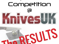 News: Sharpest Knife Competition at Knives UK 2018 – The Results