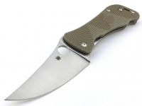 Knife Review: Spyderco Hundred Pacer