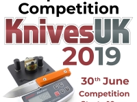 News: Sharpest Knife Competition at Knives UK 2019