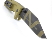 Knife Review: Extrema Ratio Fulcrum II D Desert Warfare