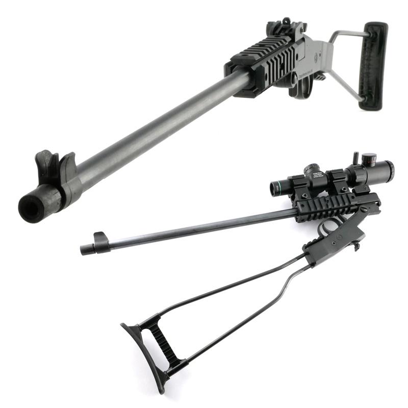 Gear/Gun Review: Chiappa Little Badger Pt.1 – Folding Survival Rifle
