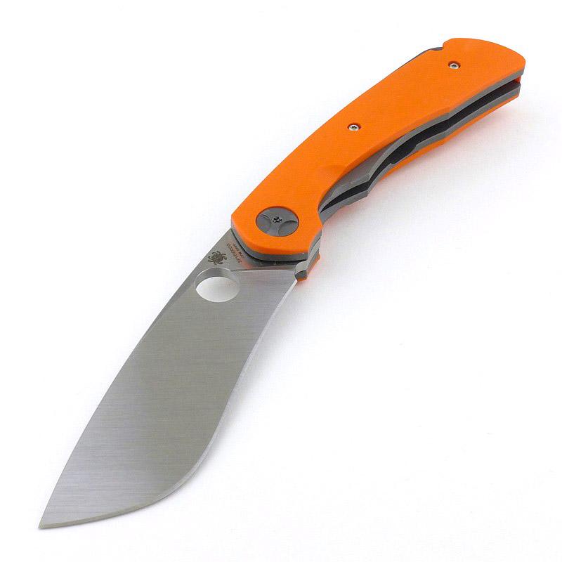 Knife Review: Spyderco Subvert