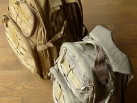 CLASSIC Gear Review: 5.11 Tactical RUSH 12 and 24 Backpack (MOLLE/PALS compatible)