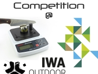 Sharpest Knife Competition at IWA 2019