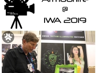 Video: Armourlite at IWA 2019 – Preview of Three New Tritium Watches