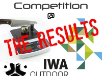 Sharpest Knife Competition at IWA 2019 – The RESULTS