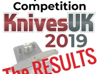 News: 'Sharpest Knife Competition' at Knives UK 2019 – The Results