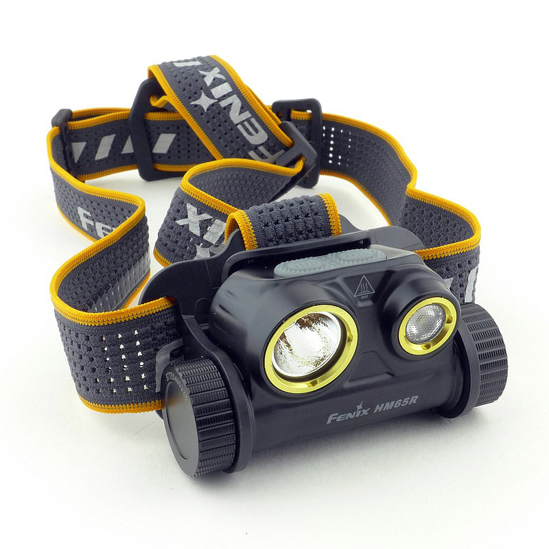 Light Review: Fenix HM65R Headlamp