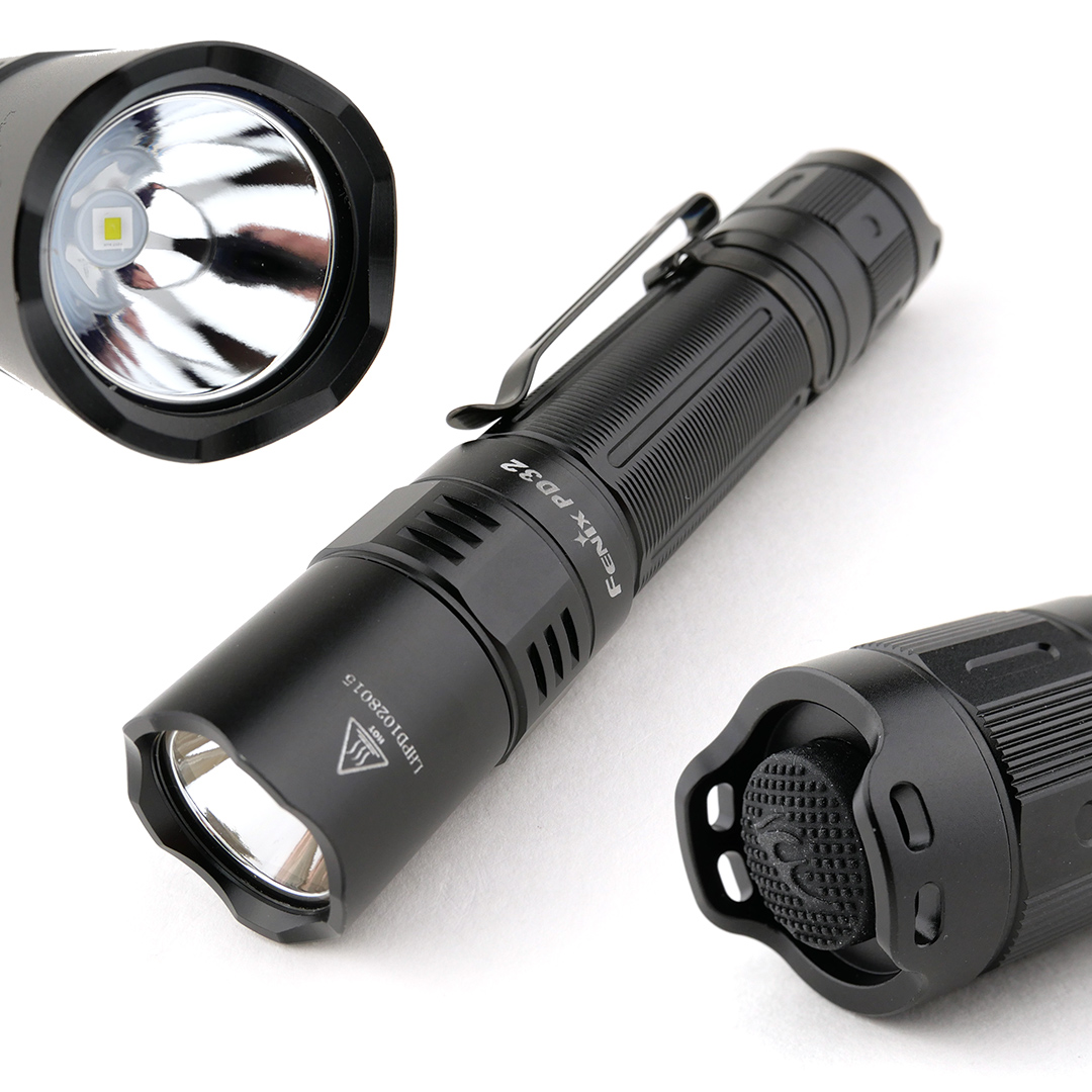 Light Review: Fenix PD 32 V2.0